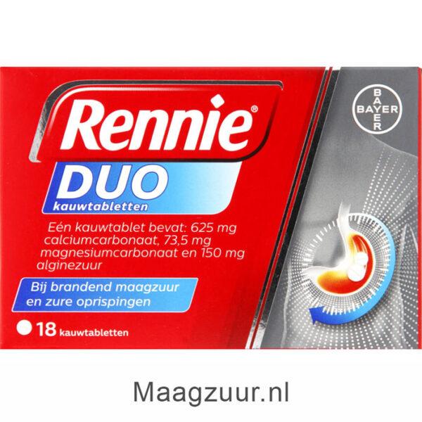 Rennie DUO